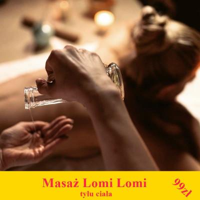 Masaż Lomi Lomi